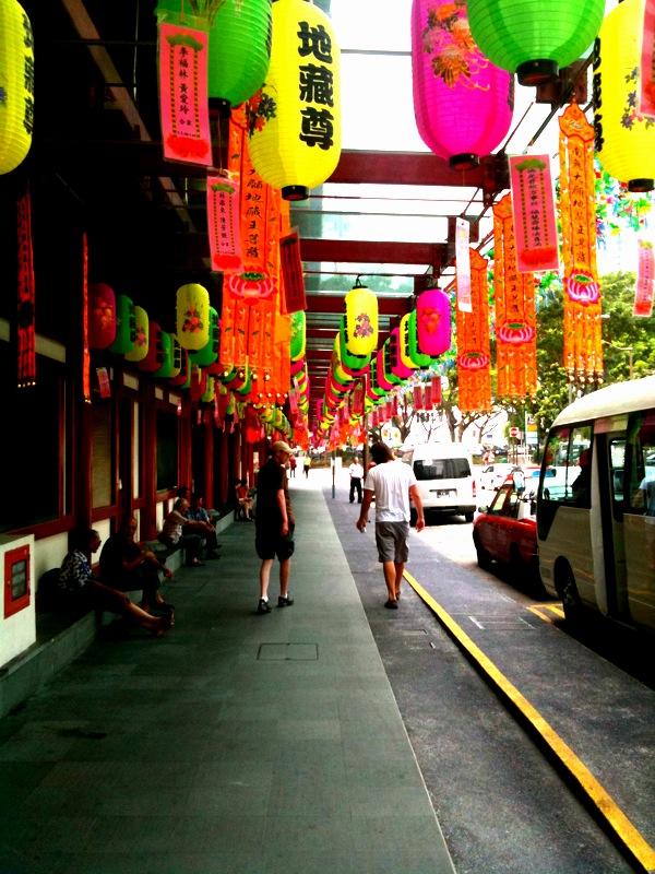 China - Town
